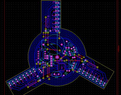 Контроллер Atmega8(Atmega8A) в